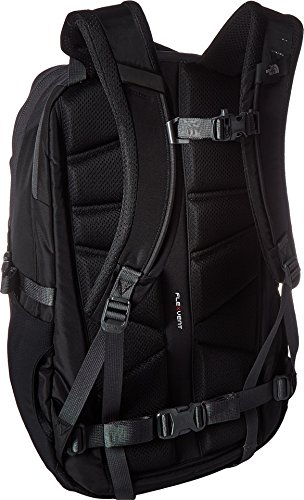 The North Face Borealis Laptop Backpack - Bookbag for Work, School, or Travel, Asphalt Grey/Sulphur Spring Green, One Size