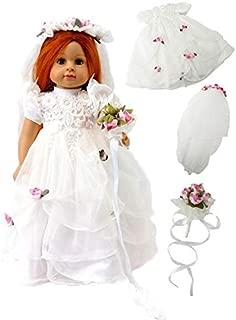 custom wedding dolls