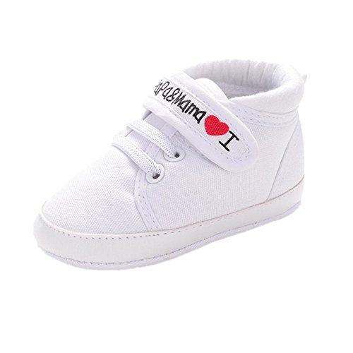 Zapatos Bebe Fossen I Papa&Mama Zapatos Suela Blanda del Antideslizante Primeros Pasos...