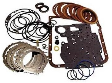 OTSPARTS 4L60E MASTER KIT 2004-ON KIT CONTAINS TRANSTEC OVERHAUL KIT, BORG WARNER OE FRICTIONS. WITH STEEL PLATES