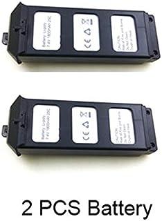 DishyKooker 7.4V 1800Mah Li-po Battery for MJX B5W Bugs 5W / JJPRO X5 RC Quadcopter Drone Spare Parts Accessories MJX B5W Battery B5W012