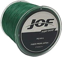 16Kg Srtong Pull 8PE knitting 500 meters great bite line green fishing line