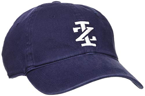 Izod Herren Basic Logo Baseball Cap, Blau (Cadet Navy 412), One Size (Herstellergröße: OS)