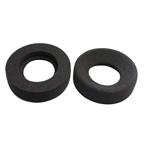 prasku Auriculares Almohadillas para Los Oídos Cojín Funda de Esponja Auriculares para Grado SR60 SR225 M1# 1