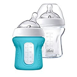 Chicco NaturalFit Glass Baby Bottle - best glass baby bottles