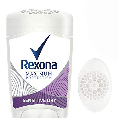 Rexona Maximum Protection Crema Antitranspirante Clean Scent 45ml