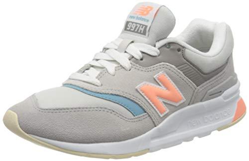 New Balance 997H m, Zapatillas Mujer, Gris (Grey/Blue HAP), 40 EU