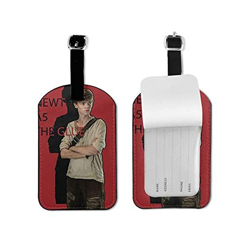 Tho-Mas Bro-Die San-Gster Fle-Ece2 - Etichette per bagagli, da viaggio, valigie, etichette per borse