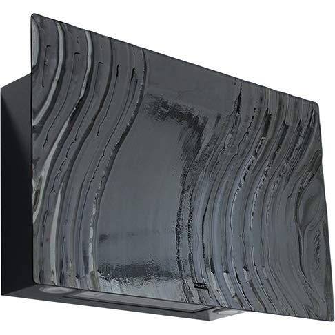 Dunstabzugshaube, die an der Wand montiert wird und aus Glas von Franke Maris Free 80-330.0542.181