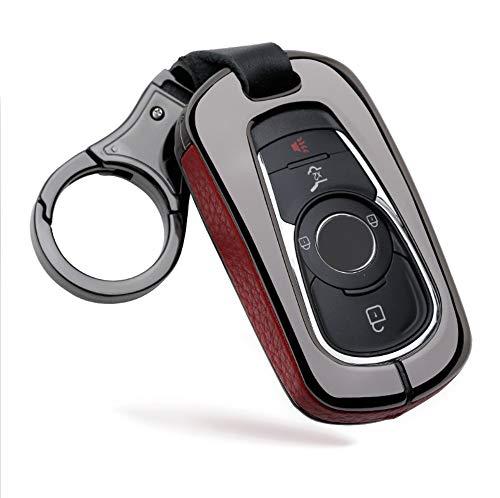 ontto - Funda para llave de coche Opel Adam Antara Astra J K Cascada Corsa E Insignia Karl Meriva B