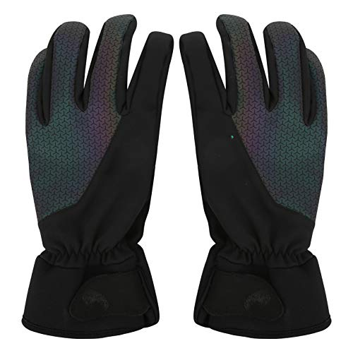 Demeras Skifahren Warme Handschuhe Silikon Atmungsaktive Thermohandschuhe Winterhandschuhe zum Skifahren Radfahren Outdoor-Sport