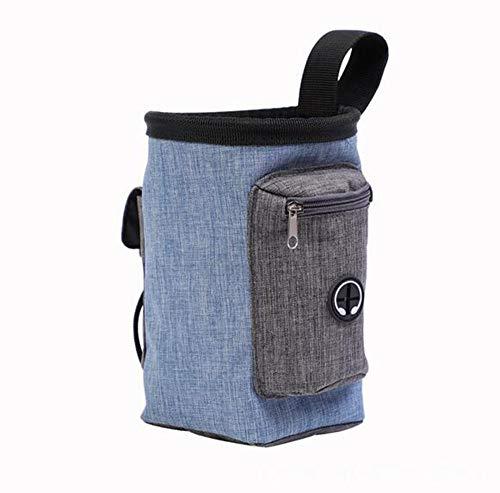LEY Training Bag Pet Outing Portatile Snack Training Bag Tasche Forniture per Animali da Esterno Supplies Cane Pet