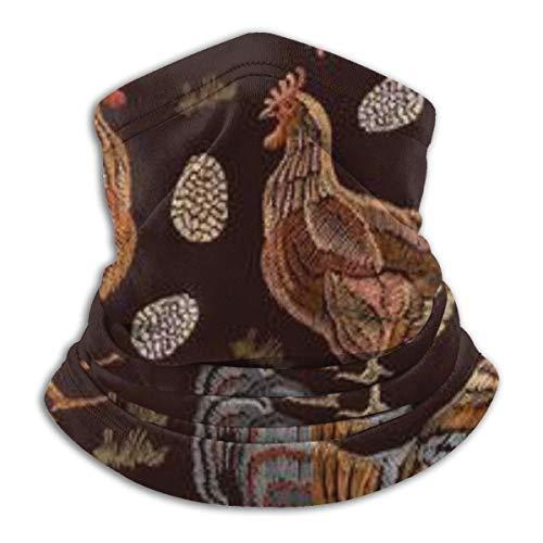 Headwear Merle House USA UK Flag Vintage Neck Gaiter Headband Face Sun Mask Magic Scarf Bandana Balaclava