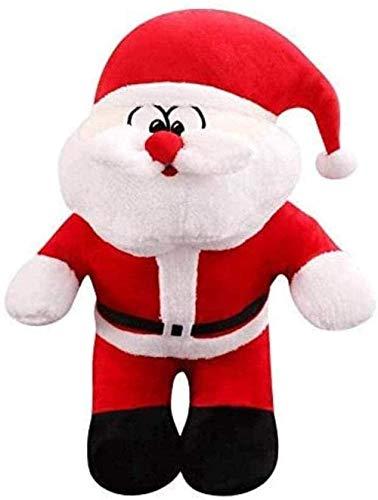N-L 50cm Santa Claus Doll Plush Toy Creative Doll Portable Best