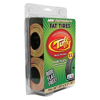 """Fat Bike Tire Tube Protectors - Mr. Tuffy 3XL (Fits: 26""""/29"""" X 3.1""""-4"""")"""