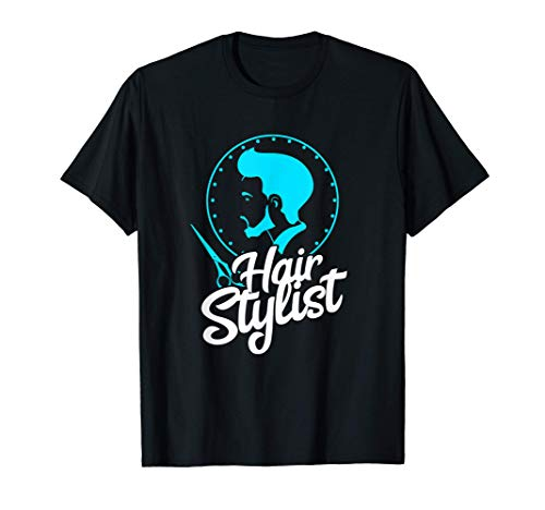Barbier I Coiffeur I Coiffeuse I Coiffeur T-Shirt