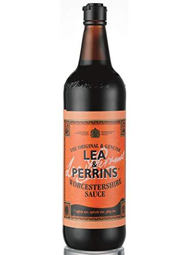 Lea & Perrins Worcestershire Sauce 568ml Caja de 6