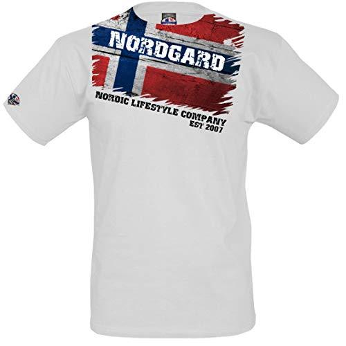 NORDGARD Viking Shirt Flagg (XL)