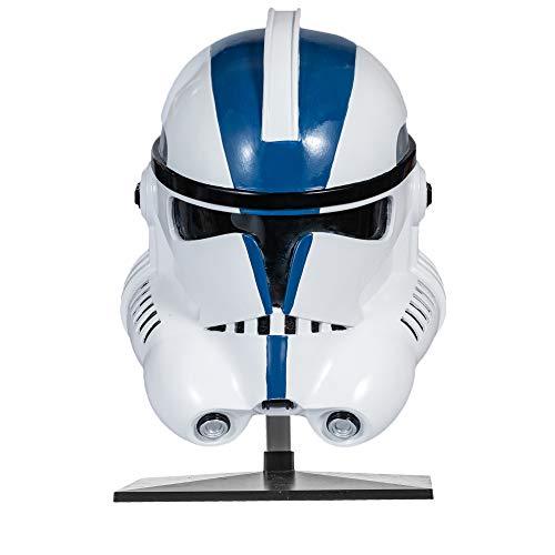 Boba Fett Máscara de casco para disfraz de Halloween (Resina) - - talla única