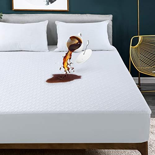 GOPOONY - Protector de colchón impermeable