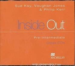 Inside Out Pre-Intermediate Class CD