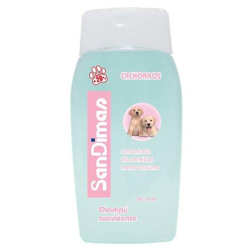 Champú suavizante Perros Cachorros 300 ml Concentrado Alta Densidad