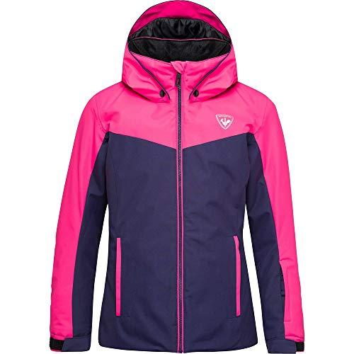 Rossignol Ski Jacket Skijacke, Mädchen XL pinkfushi