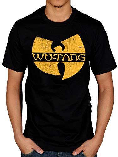 Offiziell Wu Tang Clan Logo T-Shirt