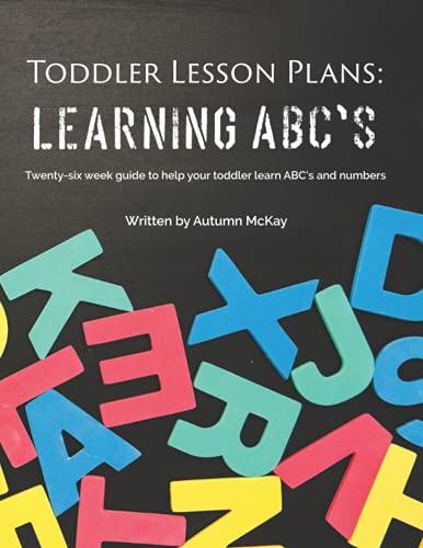 Toddler Lesson Plans