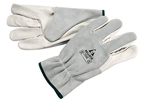 Bellota 75101-9/L - Guante de trabajo para agricultura y jardinería, guante de trabajo muy elástico y con gran comfort