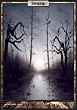 Magic The Gathering - Swamp (138) - Unhinged