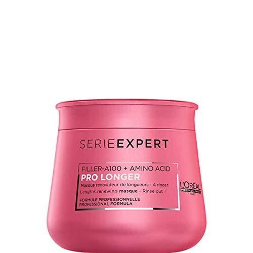 L'Oréal Professionnel Paris Serie Expert Pro Longer Längen Regenerierende Maske, Anti-Haarbruch Intensivkur für lange Haare, Schutz und Pflege, reichhaltige Haarpflege für...