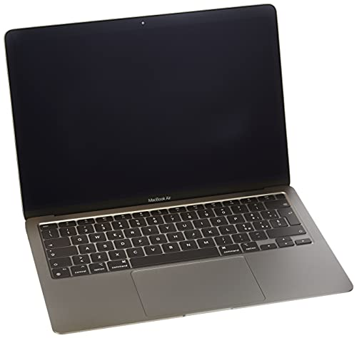 2020 Apple MacBook Air con Chip Apple M1 (13 , 8GB RAM, 256GB SSD) - Grigio siderale