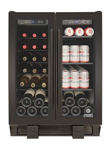 Vinotemp EL-BWC102-02 Touch Screen Wine & Beverage Wine Cooler