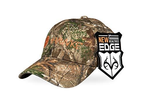 Hawke Cap New Realtree Edge Camouflage Tarnmuster Angeln Jagd 99322