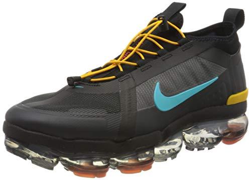 Nike Herren Air Vapormax 2019 Utility Leichtathletikschuhe, Mehrfarbig (Off Noir/Teal Nebula/Black/Cosmic Clay 002), 38.5 EU
