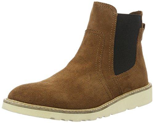 ESPRIT Damen Kajal TG Bootie Chelsea Boots, Braun (221 Rust Brown 2), 38 EU