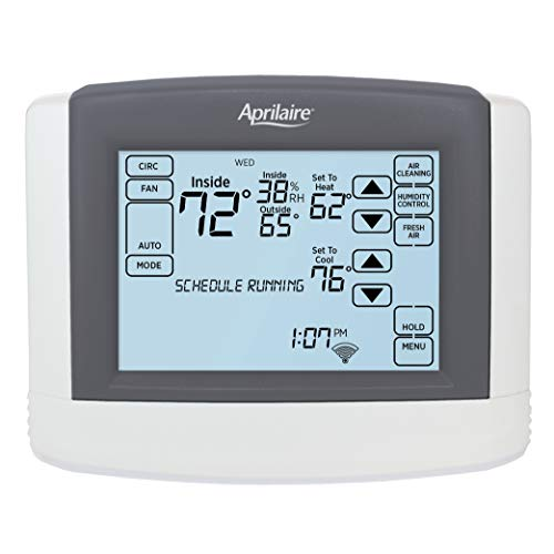 Aprilaire 8620W WiFi Thermostat with IAQ Control