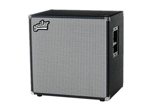 Aguilar DB 410 Bass Cabinet, 4 Ohm, Classic Black