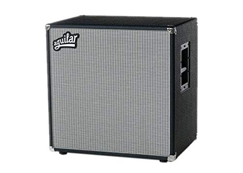 Aguilar DB 410 Bass Cabinet, 4 Ohm, Classic Black