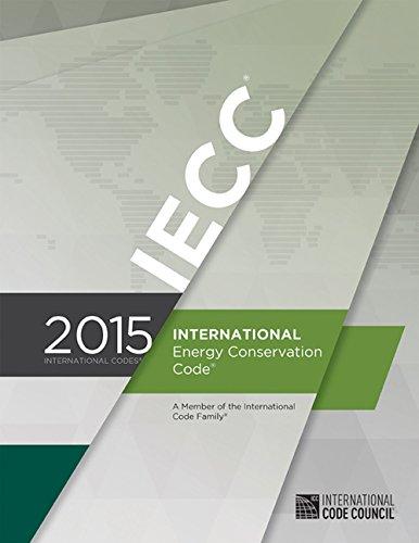 2015 International Energy Conservation Code