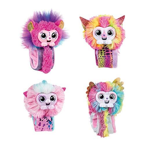 Famosa- Little Live Pets Wrapples Fashion Wraps con Emociones Interactuan Entre Ellos Mod. Sdos, Multicolor, Talla Única (700015404)
