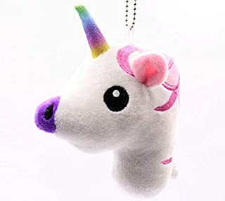 2019 Anime Plush Newest Arrivals Hot Babies Horse Keychain Keyring Bag Charm Pendant Color Lovely io Must Have Items 1 Year Old Girl Gifts My Favourite Superhero Coloring Must Haves for Kids Superhe