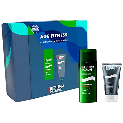 Biotherm Homme Age Fitness Fluido 50Ml + Gel Limpiador 50Ml 150 g