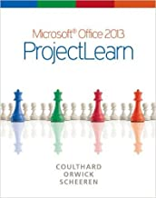 Microsoft Office 2013 ProjectLearn (SimNet not included)