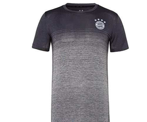 FC Bayern München Seamless Trainingsshirt grau, XL