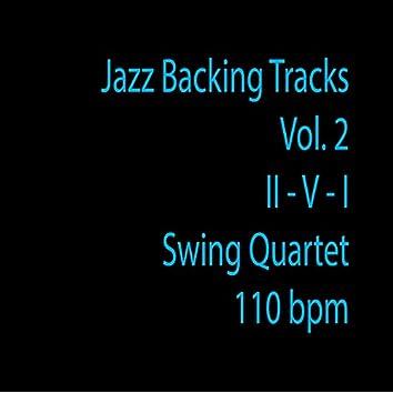 Jazz Backing Tracks Vol. 2 (II-V-I)