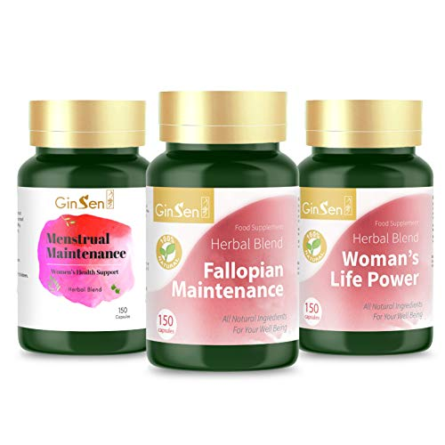 Fallopian Unblocking Fertility Kit, Promotes Fertility, Reduce Cramps Pains and Inflammation, Support Conceiving, Made in The UK