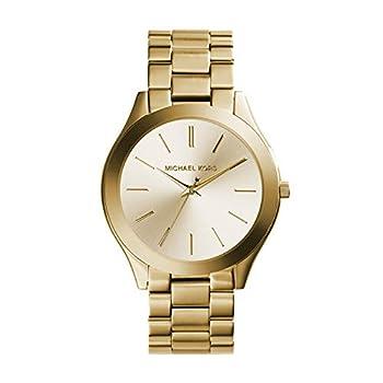 Michael Kors Women s Runway Gold-Tone Watch MK3179