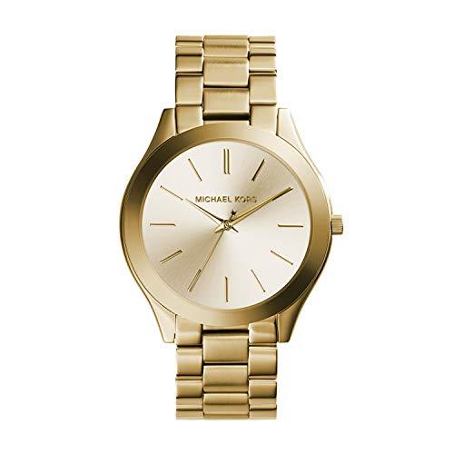 Michael Kors Reloj Analogico para Mujer de Cuarzo con Correa en Acero Inoxidable MK3179